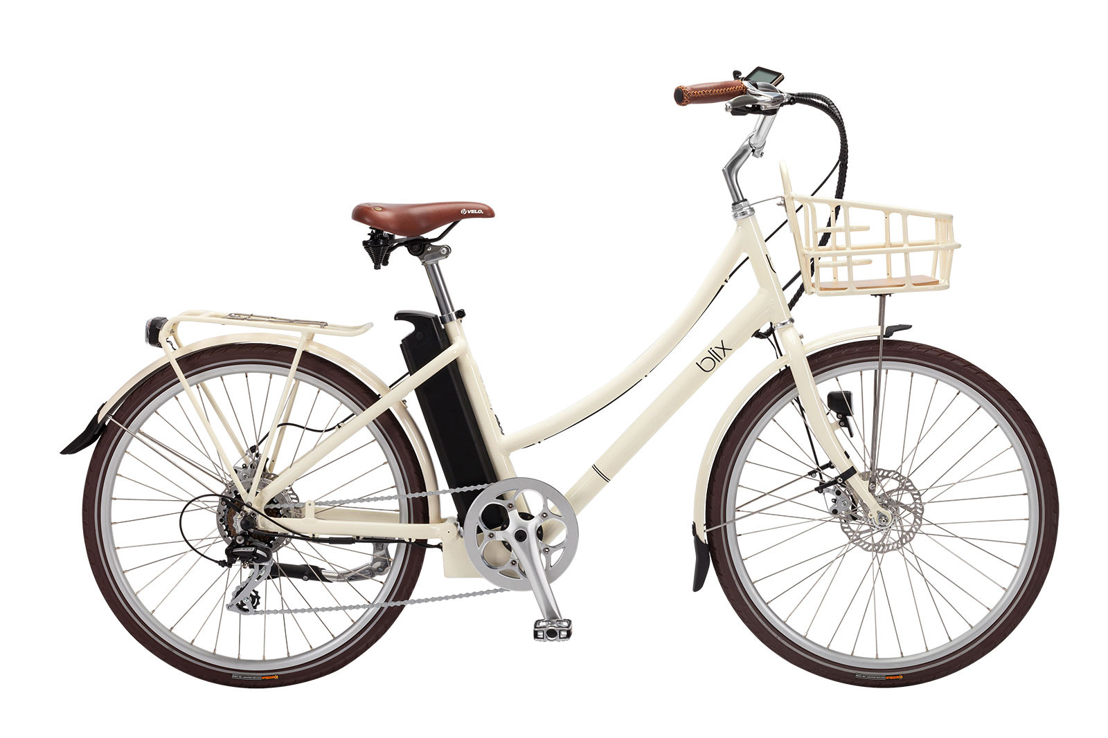 Best electric bikes: Aveny by blix side view