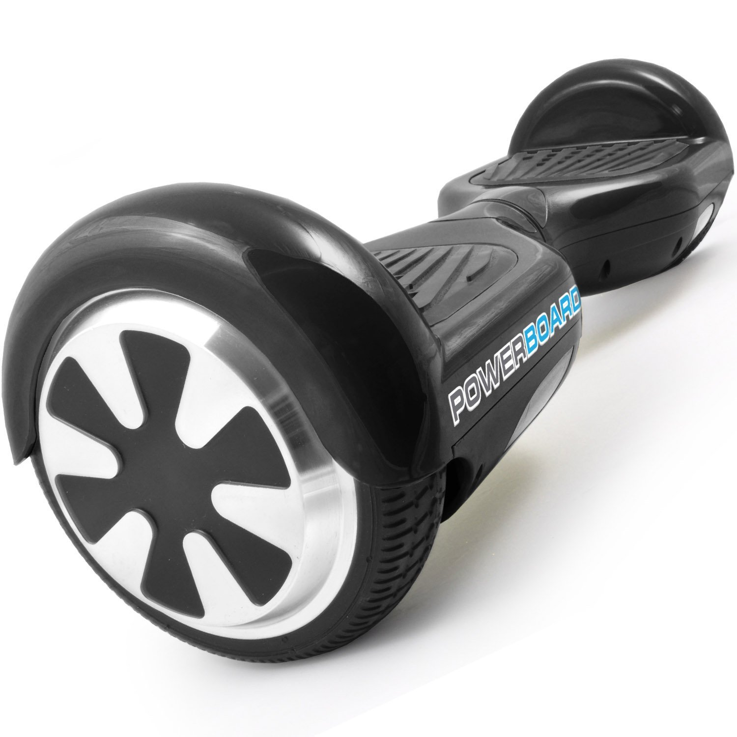 best hoverboards - black powerboard
